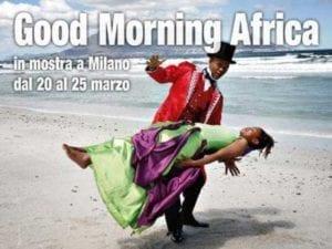 Inaugurazione mostra Good Morning Africa