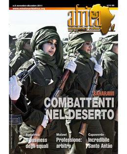 Numero 6 novembre-dicembre 2011