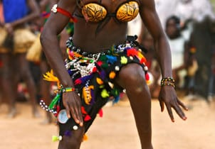 Guinea Bissau, il carnevale più bello