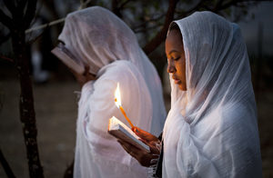 Etiopia, l'epifania copta