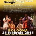 Mercoledì 25 febbraio, l'Africa a Bologna