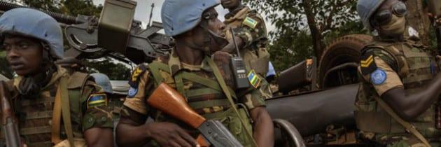 Centrafrica – Bangassou, musulmani protetti nella cattedrale