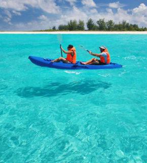 Seychelles: sospesi nell'azzurro