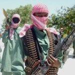 Miliziano di al Shabaab in Somalia