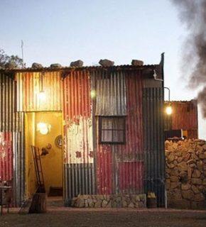 Sudafrica: baracche di lusso