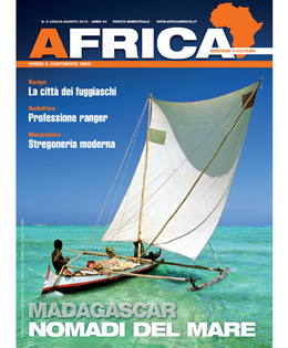 Copertina Africa luglio agosto 2015