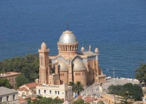 La basilica di Algeri