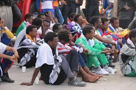 eritrei a lampedusa
