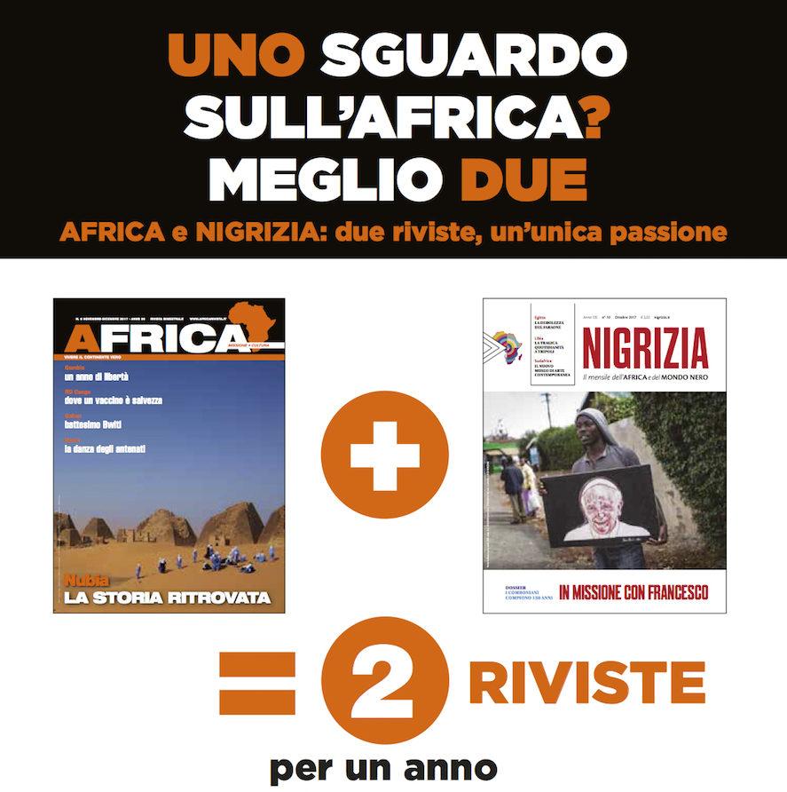 Africa + Nigrizia natale 2017