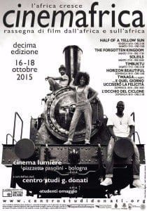 16-18 ottobre a Bologna: CinemAfrica