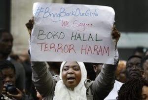 donne contro boko haram