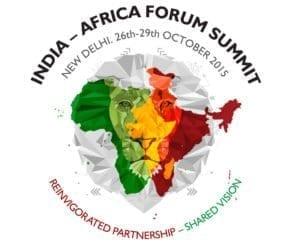 logo summit india-africa
