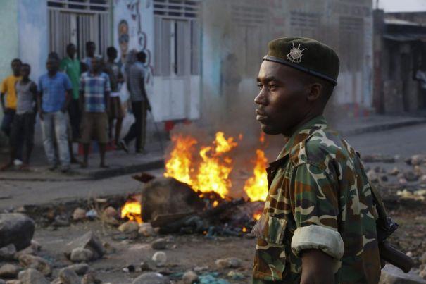 Burundi incontri singoli