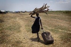 profughi in sud sudan