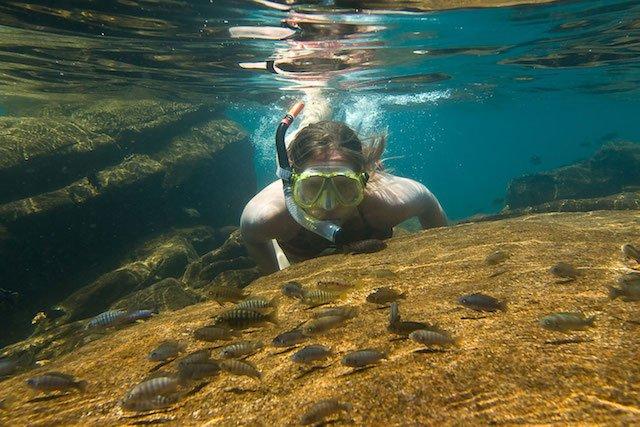 Malawi, un lago fantastico