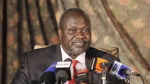 Risultati immagini per machar sud sudan