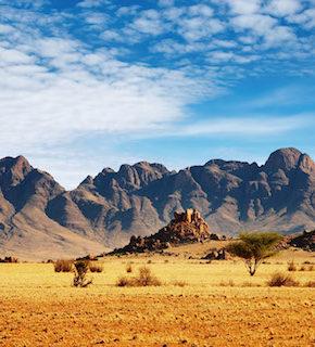 Namibia, il treno del deserto