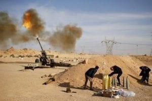 scontri in libia