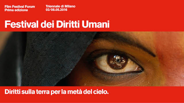 Il Festival dei Diritti Umani a Milano