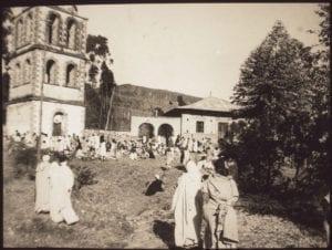 Il monastero di Debra Libanos