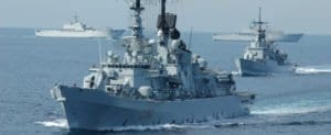 Nave militare italiana
