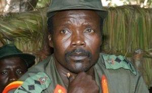 Joseph Kony, leader dell'Lra
