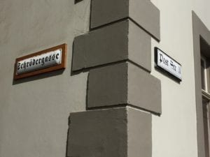 Swakop, influenze tedesche