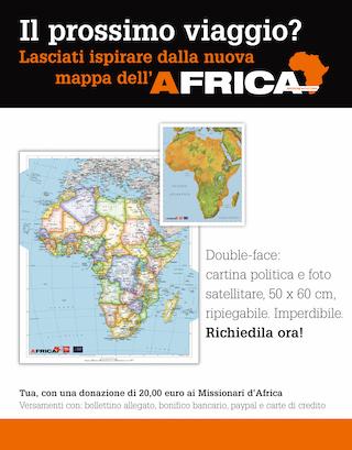 La nuova mappa dell'Africa