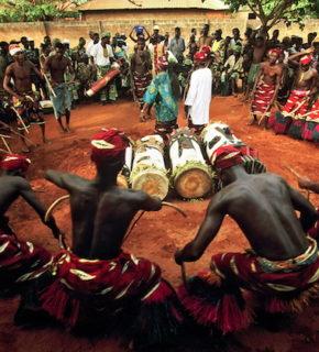 Benin: l'Africa di Chatwin