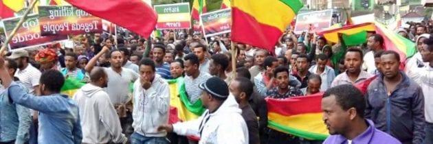 Oromo e amhara infiammano l'Etiopia