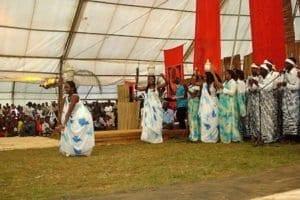 Taize preghiere in Africa - Benin 2016c