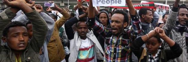 Etiopia – Amhara e oromo in piazza contro il Governo