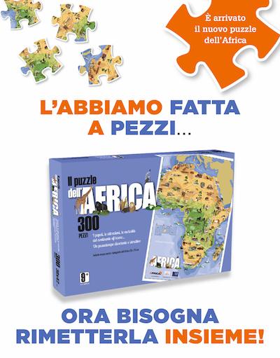 Il puzzle dell'Africa