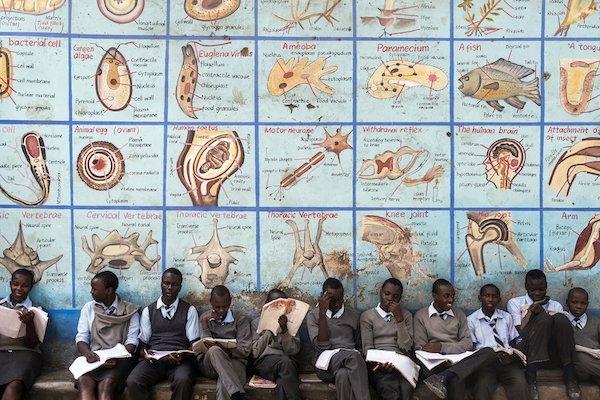 Che fatica studiare in Africa