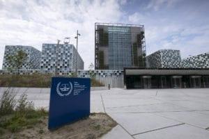 La sede della Corte penale internazionale al L'Aia in Olanda