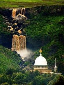 il monastero di Debre Libanos