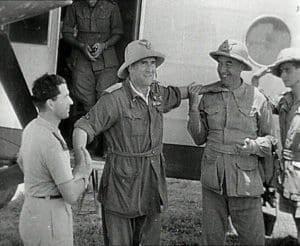 Il maresciallo Rodolfo Graziani