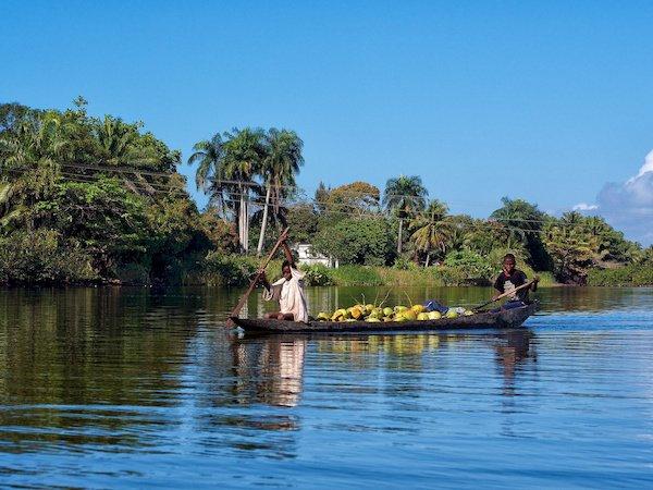 Madagascar: itinerario d'acqua