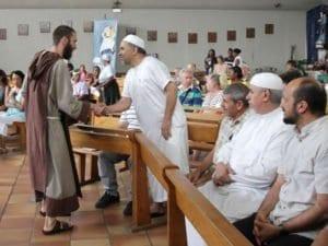 Musulmani e cristiani in preghiera per le vittime dell'Isis