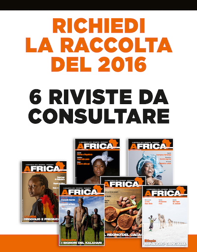 Raccolta Africa 2016