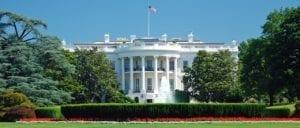 La Casa Bianca, residenza dei Presidenti Usa