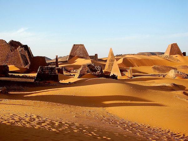 Sudan: il Regno dei Faraoni Neri