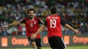 Gli egiziani Salah ed El Said