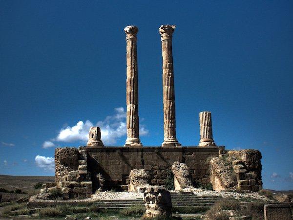 Algeria e Tunisia: vestigia romane