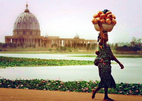 Costa d'Avorio: maschere in festa