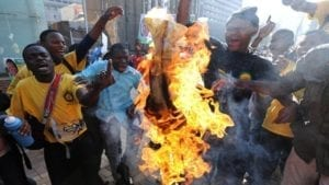 Xenofobia in sudafrica