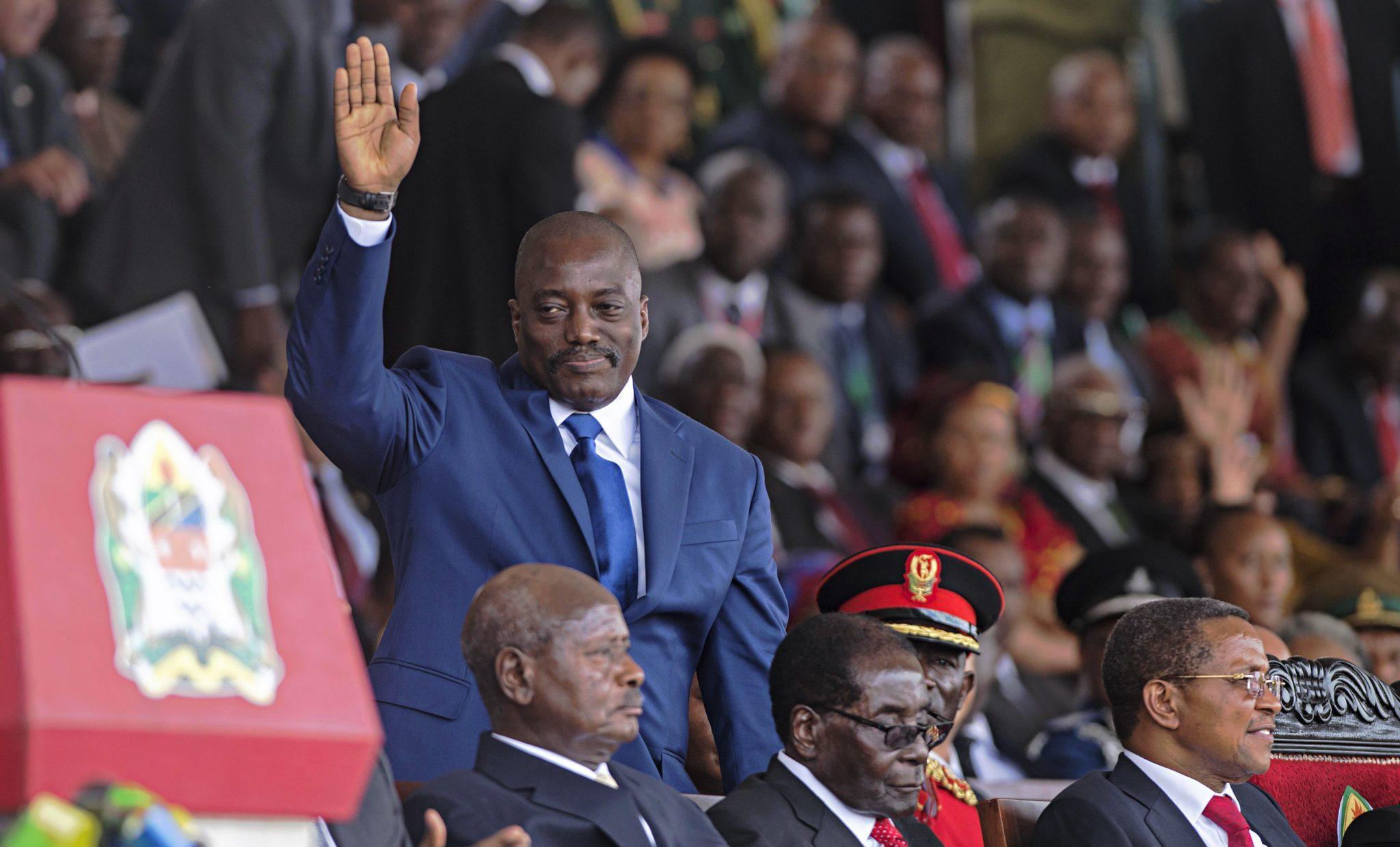 Joseph Kabila pronto a lasciare il potere