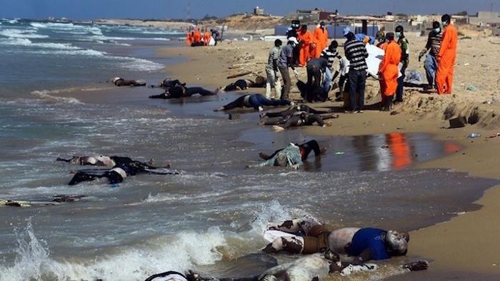 Migranti: meglio morti che invasori