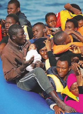 Immigrazione: seminare paura per raccogliere voti