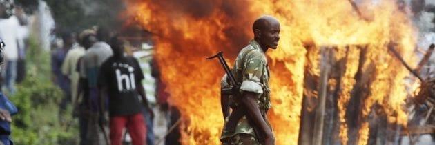 Burundi – Attentato, morti tre giovani filogovernativi